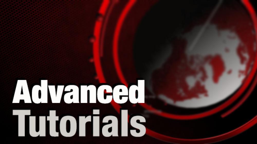 Advanced Tutorials