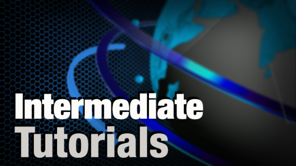 Intermediate Tutorials
