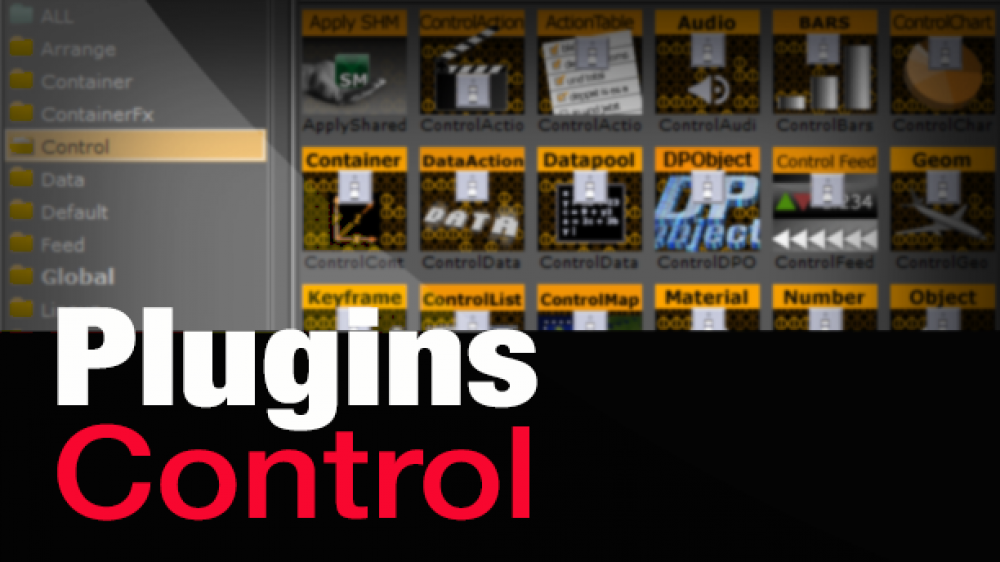 Plugins – Control Pod