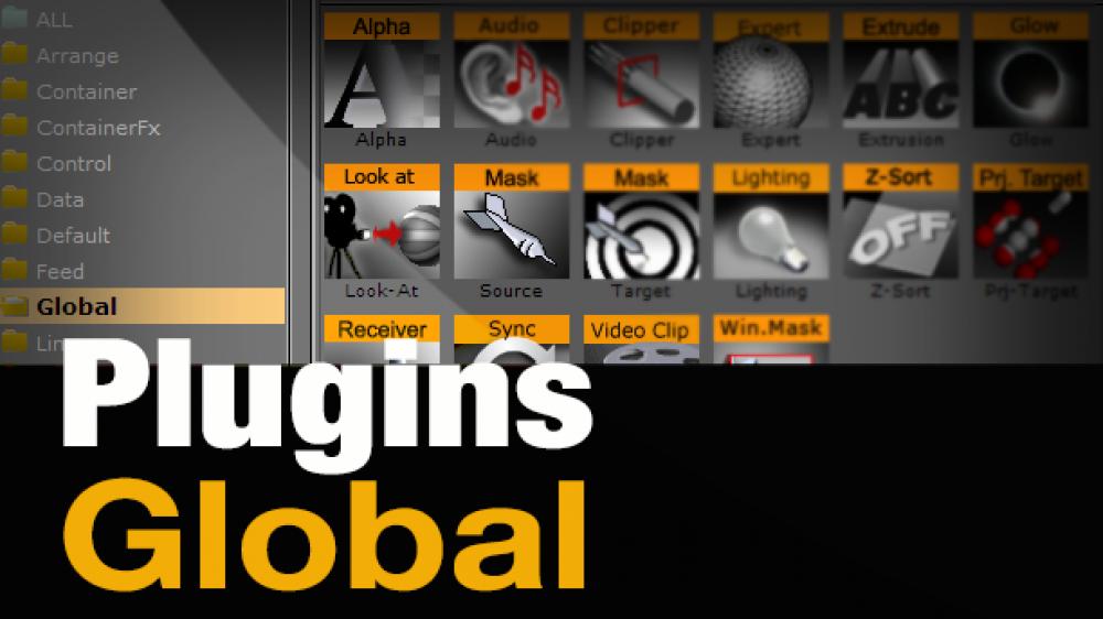 Plugins – Global Pod