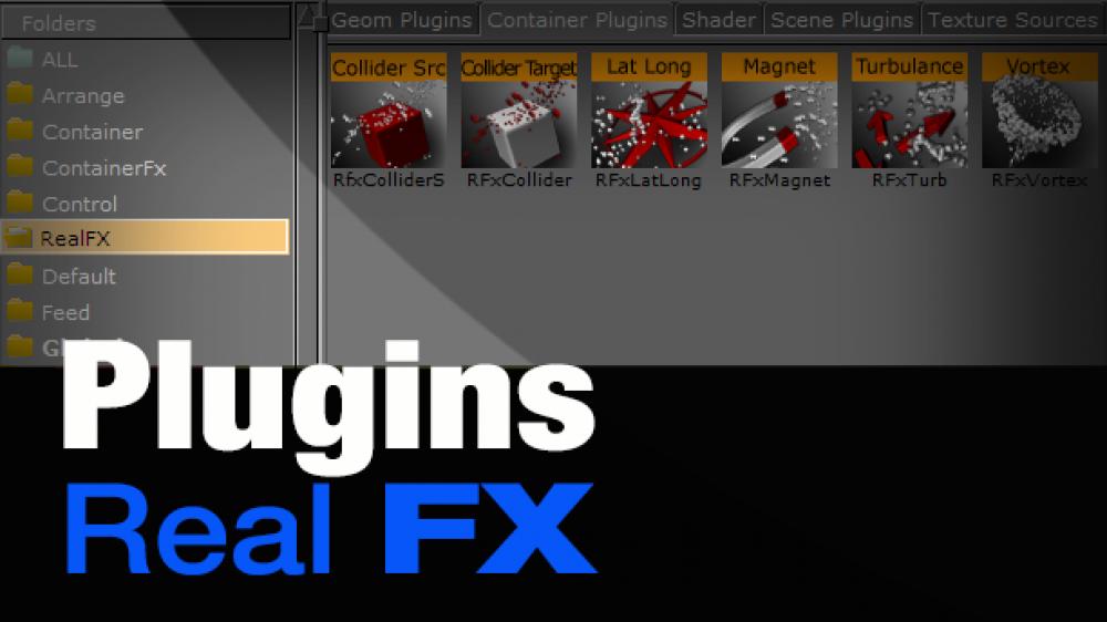 Plugins – Real FX Pod