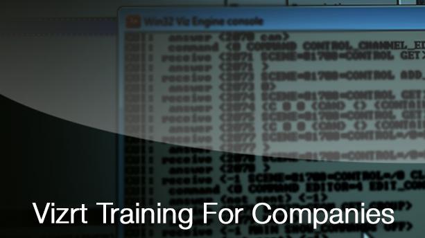 Vizrt Training For Companies – vizrt tutorialsvizrt tutorials