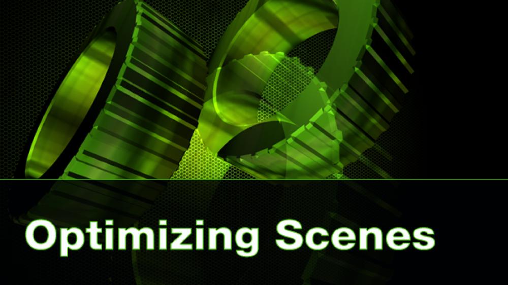 Optimizing Scenes