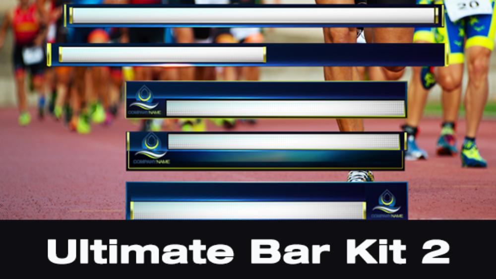 Vizrt Ultimate Bar Kit 2