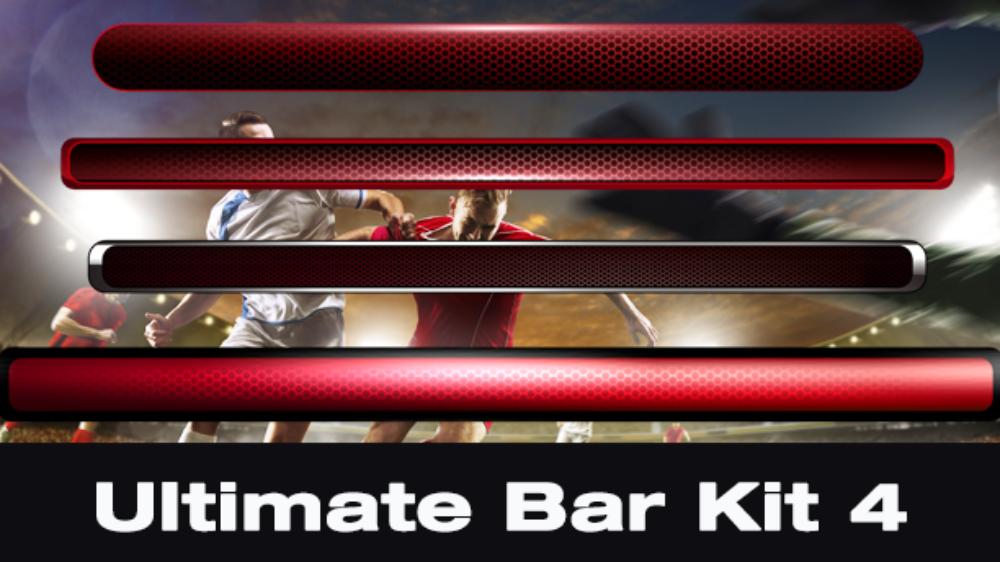 Vizrt Ultimate Bar Kit 4