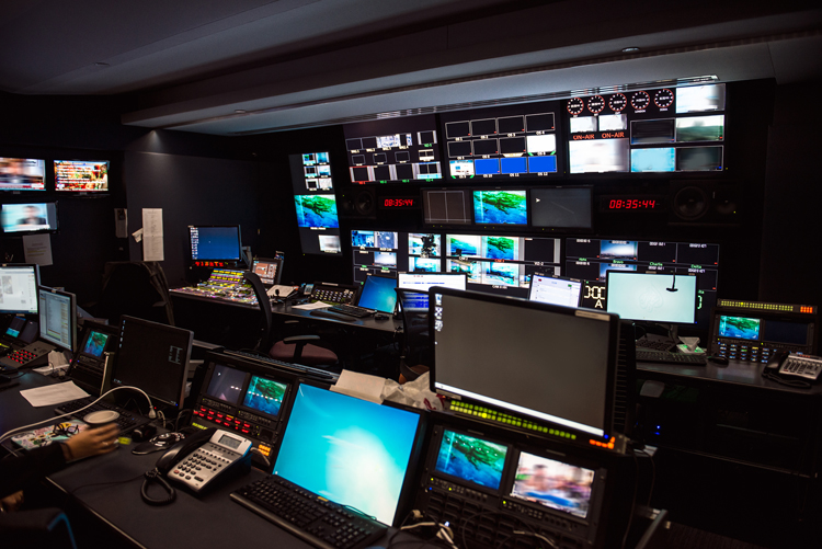 TV Graphics, Taking Broadcasters To The Next Level – vizrt